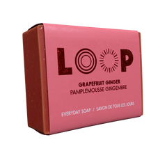 LOOP - Savon pamplemousse gingembre