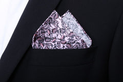 Pocket Square - Flamingo
