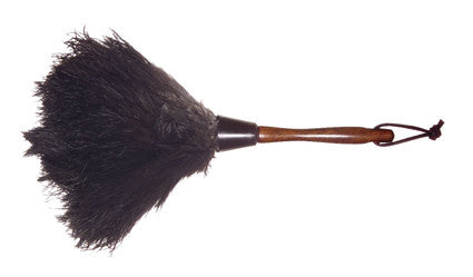 "Wool Shop 13"" Ostrich Feather Duster FD13"