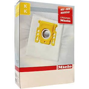 Miele IntensiveClean Plus Filter Bags Type K/K  (5 Bags + 2 Filters)