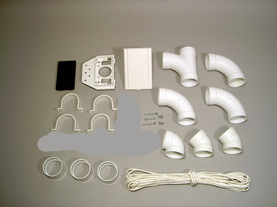 1 Valve Standard DIY Installation Kit