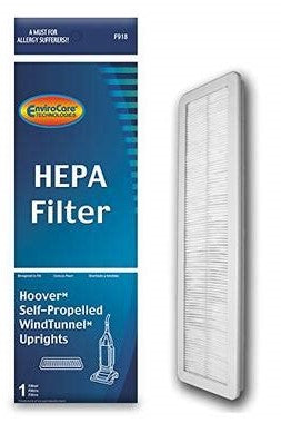 Hoover HEPA Final Filter - 1 Pack (EnviroCare 918)