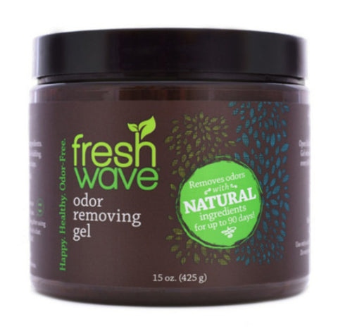 Fresh Wave Natural Odor Eliminator Crystal Gel 15 oz.
