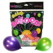 Water Balloons - 144 Pack