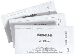 Miele AirClean Filter - 3pk