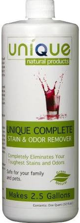 Unique Natural Products 212-3 Complete Odor & Stain Eater 4 oz. 24 oz. 32 Oz. Concentrate