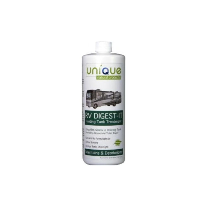 Unique Natural Products RV Digest-It Holding Tank Cleaner  32 oz.
