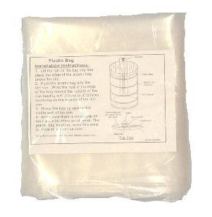 Vacumaid Plastic Bags for Central Vac (4 pk)