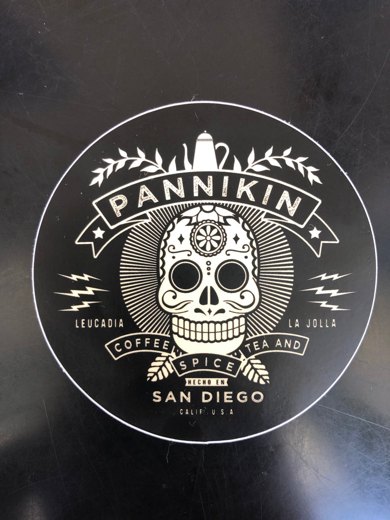 Pannikin Stickers