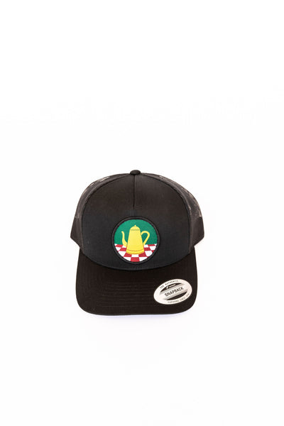 Traditional Logo Snapback Hat