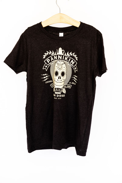 Youth Calavera Tees