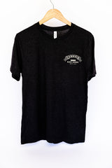 Men's Calaveras Tri Blend T-shirt in Charcoal