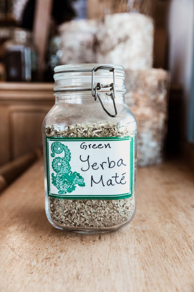 Yerba Maté Green 4oz.