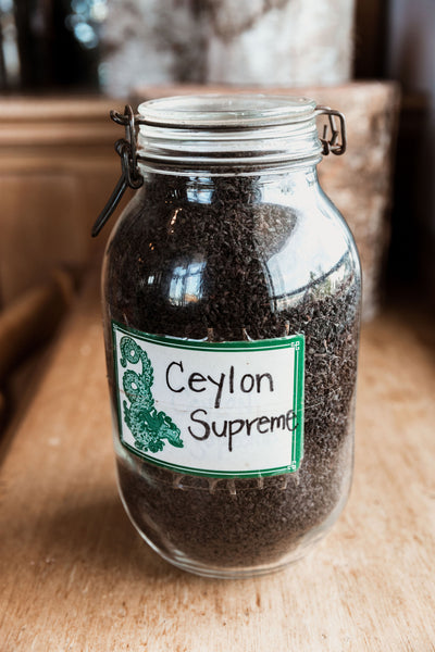 Ceylon Supreme 4oz.