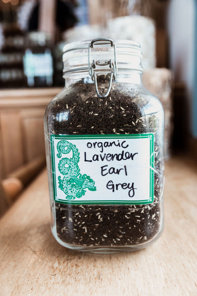 Earl Grey with Lavender ORGANIC 4oz.