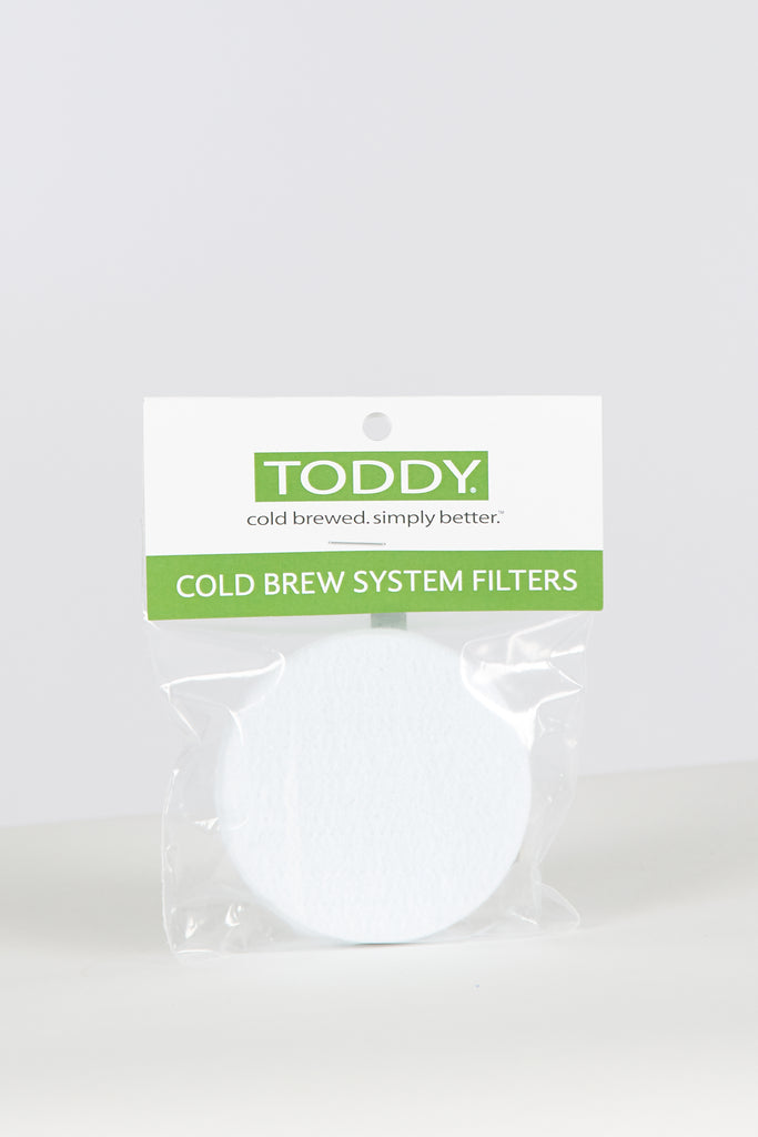 Toddy Cold Brew Coffee and Tea Maker Filter System