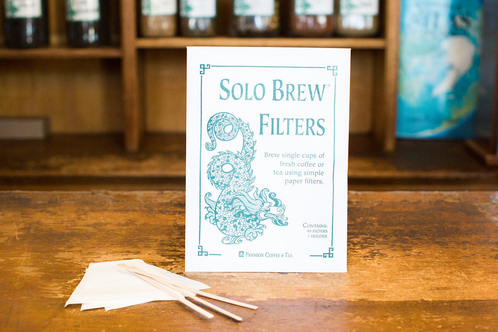 Solo Brew Tea Filters