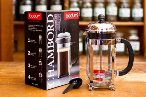 Bodum Classic Chamboard French Press - 8 Cup