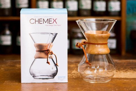 Chemex Coffee Maker - 6 Cup / 30oz.