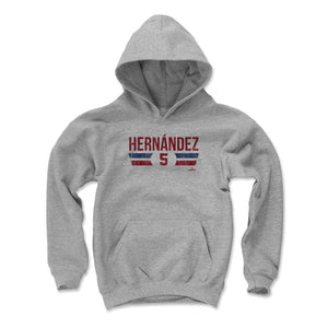Enrique Hernandez Kids Youth Hoodie | 500 LEVEL