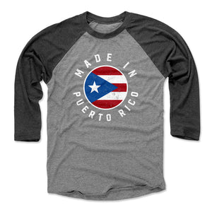 Puerto Rico Men's Baseball T-Shirt | 500 LEVEL