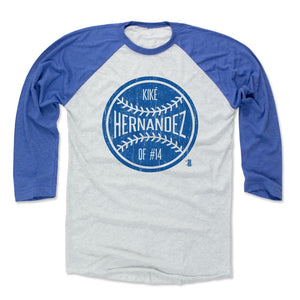 Enrique Hernandez Men's Baseball T-Shirt | 500 LEVEL