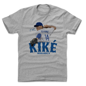 Enrique Hernandez Men's Cotton T-Shirt | 500 LEVEL