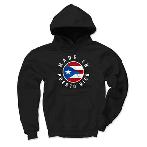 Puerto Rico Men's Hoodie | 500 LEVEL