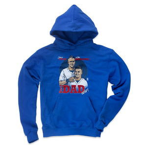 Enrique Hernandez Men's Hoodie | 500 LEVEL