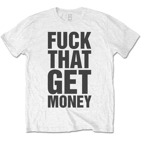 The 1975 Fuck That Get Money Men's T-Shirt