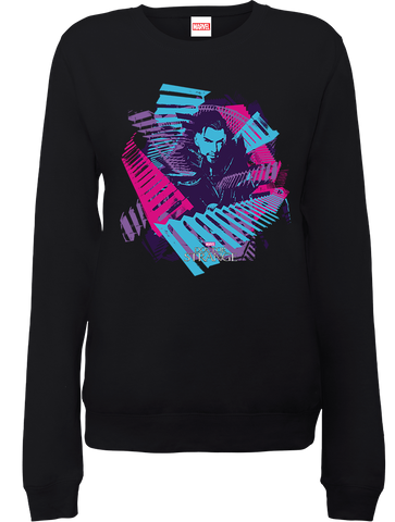 Marvel Dr Strange Women's Sweatshirt