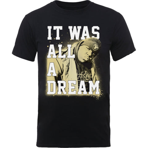 Notorious BIG Biggie It Was All A Dream Men's T-Shirt
