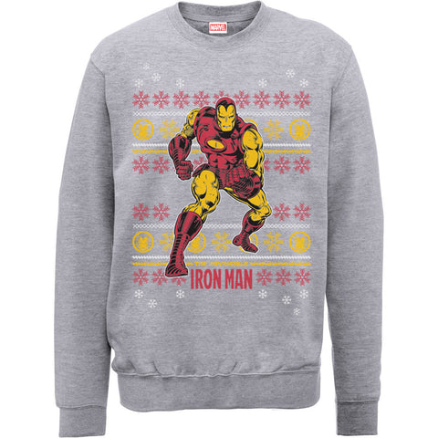 Marvel Iron Man Christmas Women's Sweatshirt