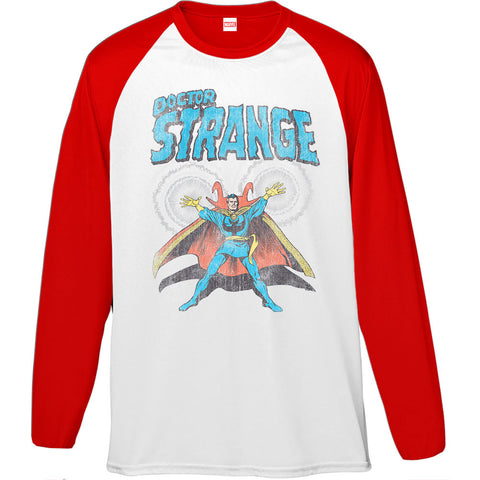 Marvel Dr Strange Men's Baseball T-Shirt