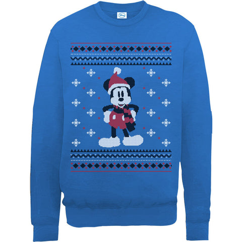 Mickey Mouse Christmas Women's Sweatshirt