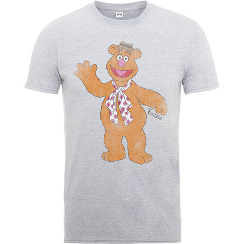 Muppets Fozzie Bear Men's T-Shirt