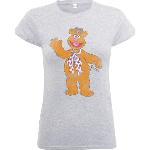 Muppets Fozzie Bear Women's T-Shirt
