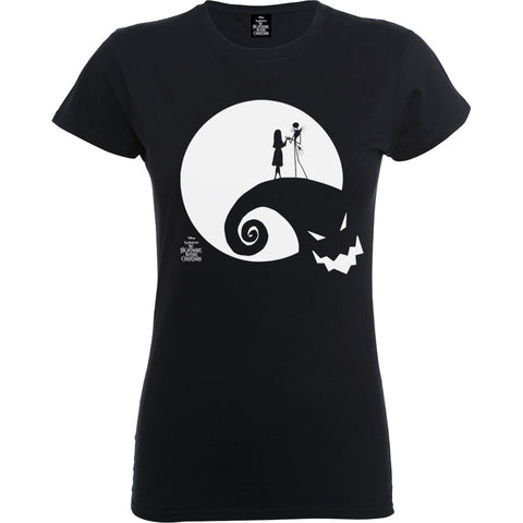 The Nightmare Before Christmas Moon Oogie Boogie Women's T-Shirt