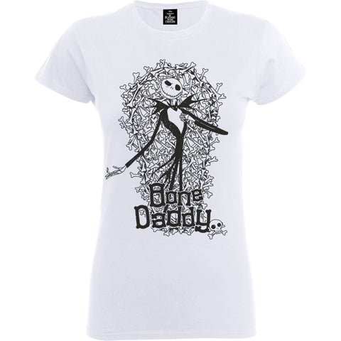 The Nightmare Before Christmas Jack Bone Daddy Women's T-Shirt