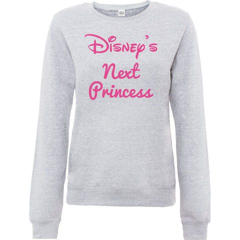 Disney's Next Princess Women's Sweatshirt