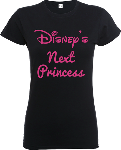 Disney's Next Princess Black Women's T-Shirt