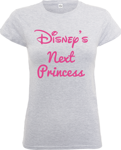 Disney's Next Princess Women's T-Shirt