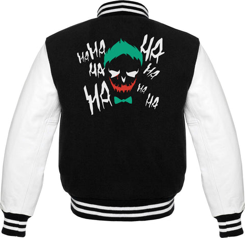 Suicide Squad Joker Men's Varsity Jacket