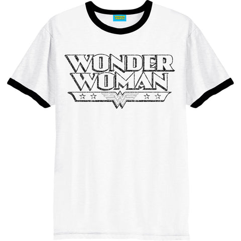 DC Wonder Woman Ring Women's T-Shirt