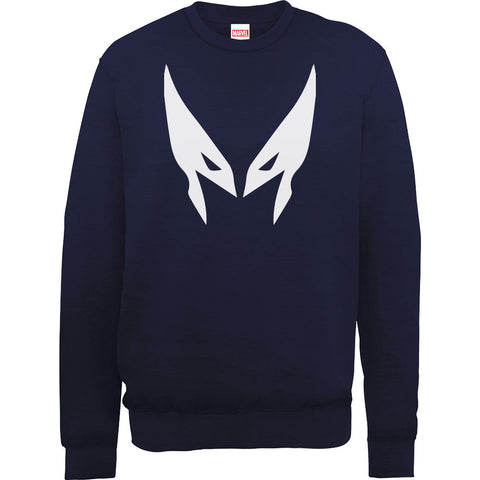 Marvel X-Men Wolverine Big Mask Men's Sweatshirt