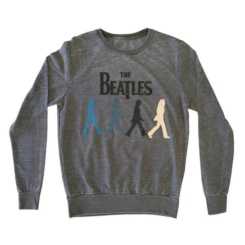 The Beatles Walking Men's Sweatshirt
