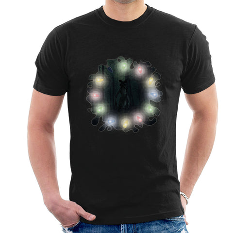 Stranger Things The Demogorgon Eleven Lights Men's T-Shirt