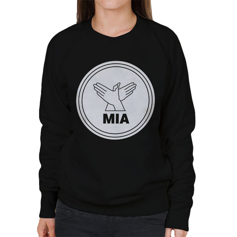 MIA Bird Song White Women's Sweatshirt