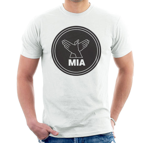 MIA Bird Song Black Men's T-Shirt