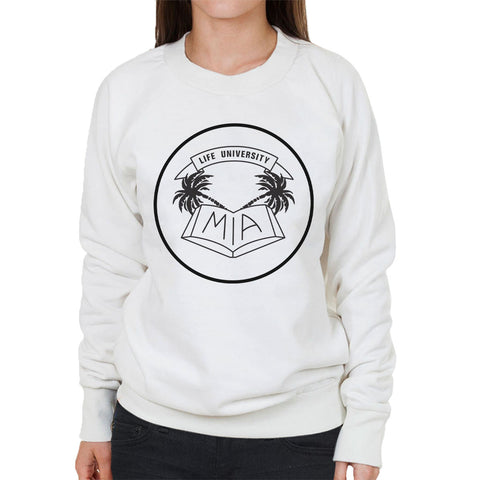 MIA Life University Black Women's Sweatshirt